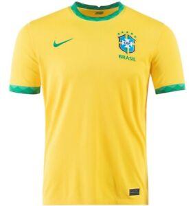 Brazil Away Home Shirt 2021/22 Football Jersey