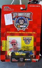 1998 #16 Ted Musgrave Racing Champions [1/64 Scale] Stock Car *Nos*