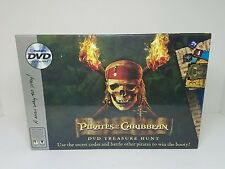 2006 DISNEY PIRATES OF THE CARRIBEAN DVD TREASURE HUNT TV GAME By Imagination