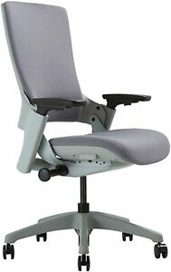 CLATINA Ergonomic High Swivel Executive Chair with Adjustable Height 3D Arm Rest