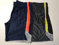 "Foundry Men's Athletic Shorts Big & Tall sizes 2XL – 3XL – 4XL NWT 10.5 "" Inseam"
