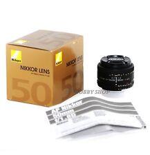 Nikon AF 50mm f/1.8D nikkor lens 50 mm 1.8 f1.8 f/1.8 D