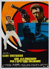 Magnum Force Clint Eastwood vintage movie poster print #9