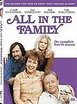 All in the Family - The Complete Fourth Season ( 3-DVD Set) FREE SHIPPING