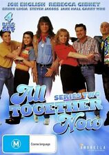 All Together Now : Series 2 (DVD, 2014, 4-Disc Set)  New ( JON ENGLISH )