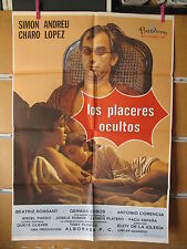 A1955     LOS PLACERES OCULTOS ELOY DE LA IGLESIA