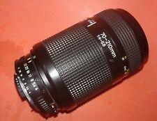 Nikon AF NIKKOR 70-200mm f 1:4-5.6