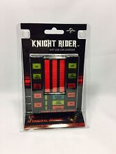 NEW! Kit Knight Rider USB Car Charger Officially Licensed