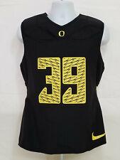 Oregon DUCKS Football TEAM ISSUED Nike Padded SLEEVELESS UNDER SHIRT   Men's  XL