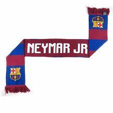 NEYMAR JR #11 FC BARCELONA OFFICIALLY LICENSED BAR DESIGN SCARF
