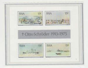 Southwest Africa - 1975 - SC 383a - LH - Souvenir sheet