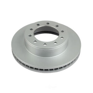 Disc Brake Rotor-Front Genuine Geomet Coated Rotor Front Power Stop AR85113EVC