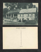 1940s HEADLEYS INN 5 MILES WEST ZANESVILLE OHIO US ROUTE 40 POSTCARD