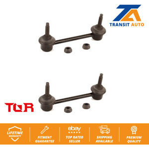 Rear Suspension Sway Bar Link Pair For Ford Five Hundred Freestyle Taurus X