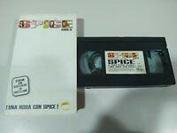 SPICE GIRLS ! UNA HORA CON SPICE ¡ VHS CINTA ENGLISH Subtitulos Español