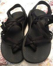 Chaco Women Classic Black Sport Hiking Strap Sandal Size W6