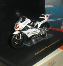 IXO HONDA RSW 125 ALVARO BAUTISTA 2005 MOTO BIKE GP DIECAST METAL SCALE 1:24 OVP
