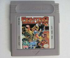Fighting Simulator & Flying Warrior 2 in 1 Nintendo Game Boy *Authentic*