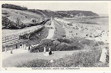 Miniature Railway, North Side, SCARBOROUGH, Yorkshire
