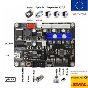【DE】New Upgrade USB GRBL 1.1F Board CNC Controller Board 3 Axis