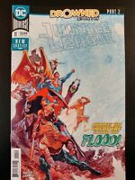 JUSTICE LEAGUE #11a Drowned Earth (2019 DC Universe Comics) ~ VF/NM Book