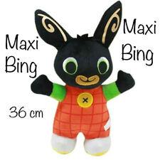 Maxi 36 cm BING BUNNY NUOVO Peluche Pupazzo Plush Bunny  Coniglio Giocattolo IT