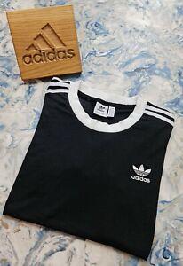 🔥GENUINE🔥 Ladies ADIDAS T Shirt Top Polo Tracksuit Gym SIZE 12 10 MEDIUM M