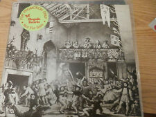 """Jethro Tull-Minstrel In Gallery Promo LP w/Promo Labels and Sticker  """"Nice Copy"""""""