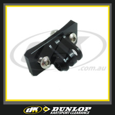 Go Kart Camera Mount CNC Aluminium Nassau Panel Mount Black