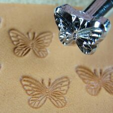 Steel Craft Japan - #K161 Small Butterfly Stamp (Leather Stamping Tool)