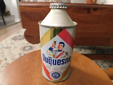 Duquesne Beer cone top