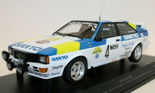 Minichamps 1/18 Diecast 155 821105 Audi Quattro Sport Blomqvist Swedish Rally 82