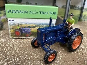 43293 Britains Fordson E27N Major 100 years tractor 1:32 scale New Sealed BOX