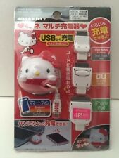 Hello Kitty Iphone 4S USB Computer charger Japan Brand New Authentic