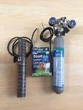 CO2 Anlage mit Druckminderer von JBL