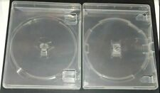 2 x OFFICIAL PS3 Replacement Game Cases Condition used CASES Sony PlayStation 3