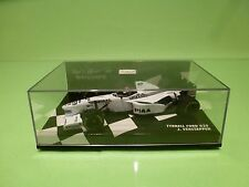 MINICHAMPS 1:43 F1 - JOS VERSTAPPEN MAX - TYRELL FORD  - GOOD CONDITION IN BOX