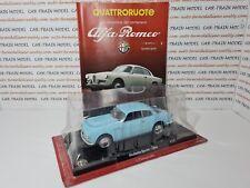 Alfa Romeo Giulietta Sprint - 1954 - Centenario Alfa Romeo Collection 1:24