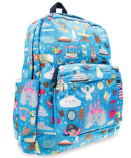 NEW! Disney Parks Exclusive Kingdom of Cute Print Backpack Jerrod Maruyama Bag