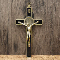 Catholic Crucifix Wall Cross Jesus Christ on INRI Wall Hanging Decor Cross USA