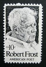 Sc # 1526 ~ 10 cent Robert Frost Issue (cf18)