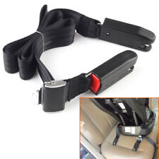 1Pc Adjustable Car Baby Safe Seat Strap Isofix Link Belt Anchor Holder 150cm 5Ft