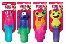 Kong Wiggi Goofz Dog Toy Assorted Medium    Free Shipping