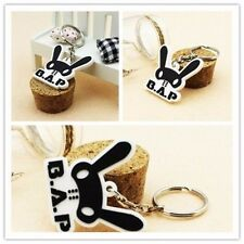 B.A.P BAP MATOKI KPOP KEY CHAIN FAN GOODS RESIN PENDANT KEY RING