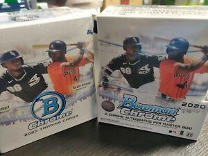 🔥 Baseball Hobby Pack, Auto/Relic/Hit, 20 Cards, BONUS, HR Mystery Card Box Lot
