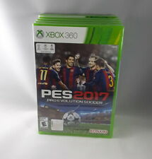 Pro Evolution Soccer PES 2017 (Xbox 360) NTSC U/C LATAM Spanish + English