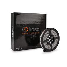 Veho Kasa Bluetooth LED Smartphone Controlled LED Smart Light Strip - 3 Metres