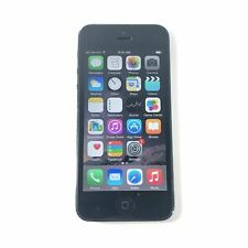 Apple iPhone 5 32GB Unlocked Smartphone Black A1428 Read1