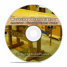 Cool Work Shop Plans, Routers, Press, Carpentry, Lathe and Tool Plans, Wood Shop