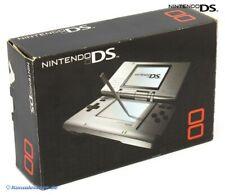 Nintendo DS - Konsole #silber + Stromkabel mit OVP